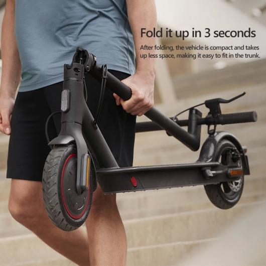 Xiaomi MIJIA-Scooter eléctrico Mi PRO 2 para adulto