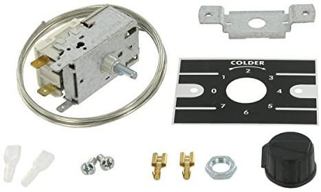 Europart – Kit de termostato universal VC1 para refrigerador