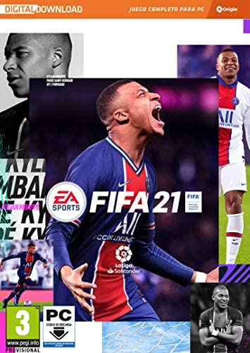 FIFA 21 Standard  Código Origin para PC