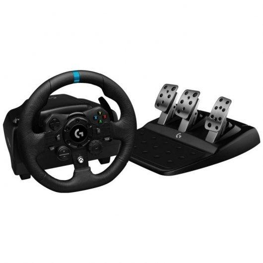 Logitech G923 Volante y Pedales para Xbox One