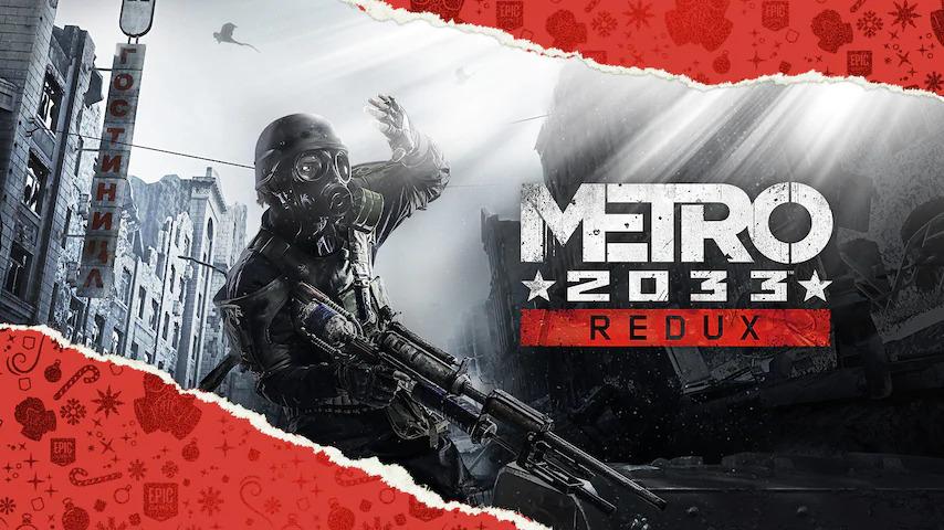 Metro: 2033 Redux Gratis en Epic Store