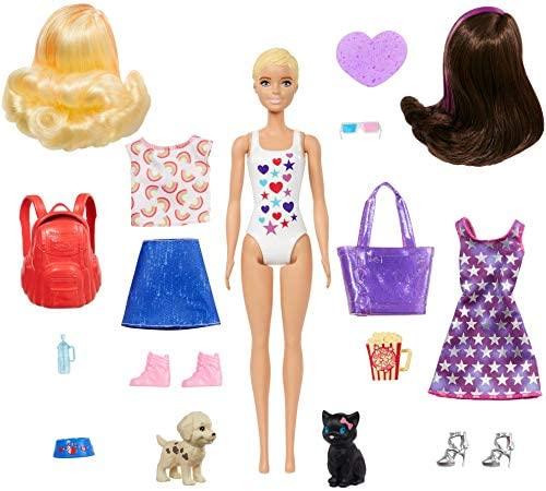 Barbie Color Reveal (Mattel GPD56)