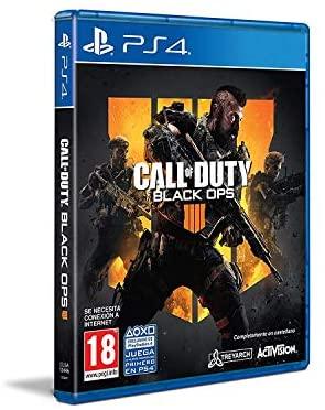 Call Of Duty: Black Ops Cold War (PS4) – Import [Importación francesa]