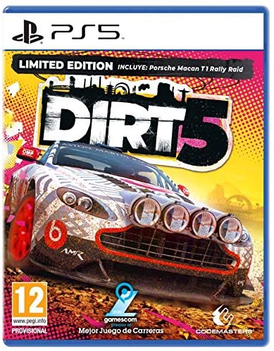 Dirt 5 Limited Edition – Edición Amazon