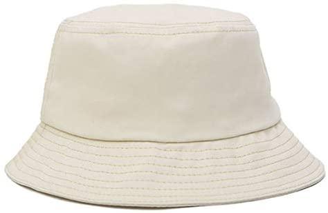 FISHSHOP Sombrero de Pescador Unisex Diseño Liso Sombrero de Pescador de Material Cómodo Todos Casquillos Disponibles para Usar con Ropa Casual Sombrero 56-58CM