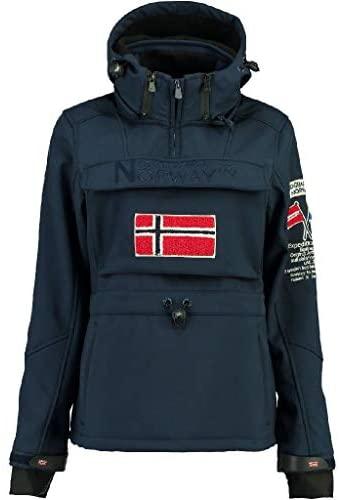 Geographical Norway Chaqueta Softshell DE NIÑA TILSIT 005 rol 7