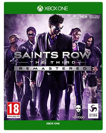 Saints Row The Third Remastered – Xbox One