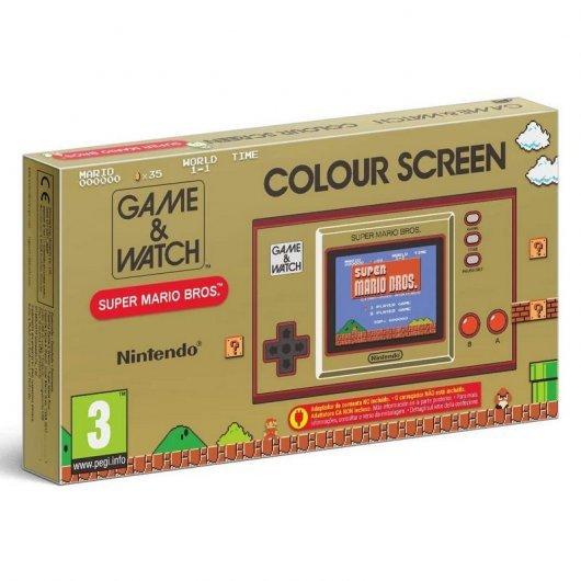 Nintendo Classic Game & Watch: Super Mario Bros.