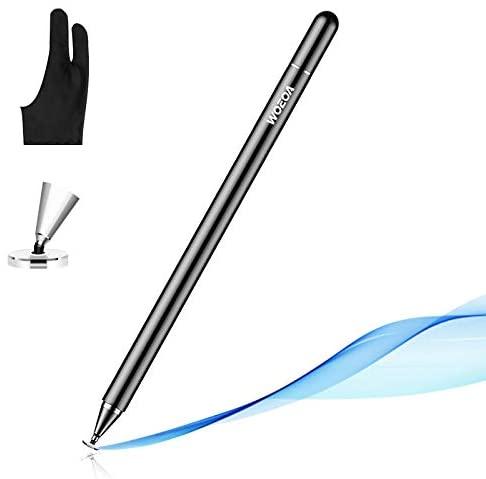 JOYROOM – Lápiz capacitivo para pantallas táctiles de iPhone, iPad Pro/Mini/Air, Android, Microsoft, Surface, Samsung Galaxy, Tablet o dibujo para niños, con guante de artista