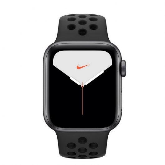 Apple Watch Nike Series 5 GPS 44mm Aluminio Gris