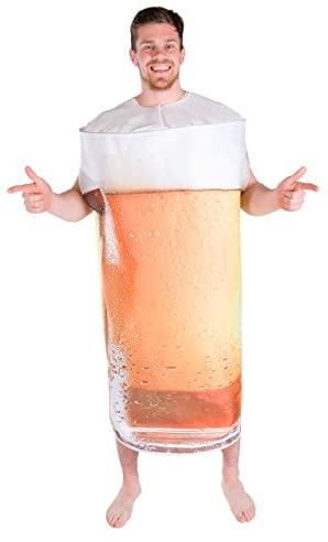 Bodysocks® Disfraz de Cerveza Adulto