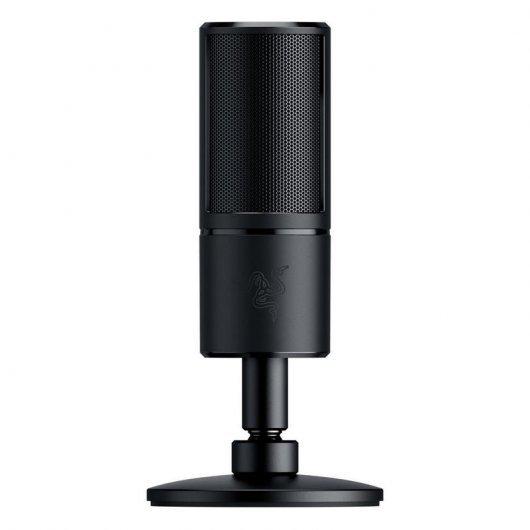 Razer Seiren X Micrófono Condensador para Streaming