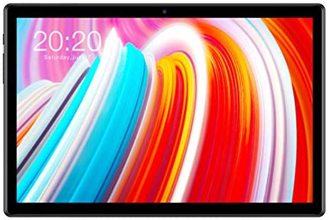 TECLAST M40 Tablet 10.1 Pulgadas 6GB RAM+128GB ROM (TF 512GB) Android 10 FHD 1920×1200, Octa-Core 2.0 GHz, Bluetooth 5.0, 4G Dual SIM/SD, Type-C, 5+8MP Cámara, WiFi+Cellular+GPS, 6000mAh Batería