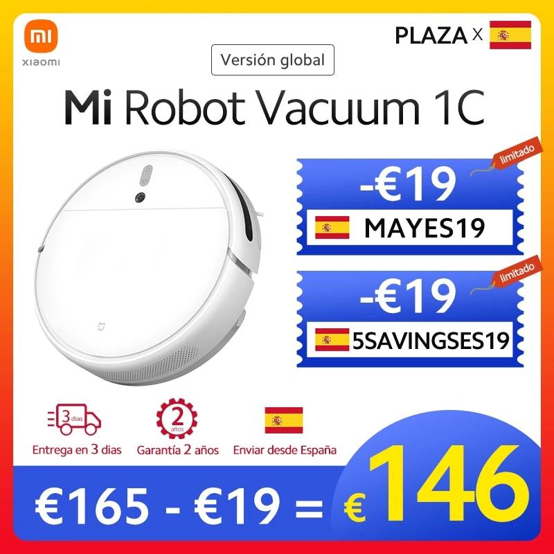 Global Version Xiaomi MI Robot Vacuum Cleaner 1C