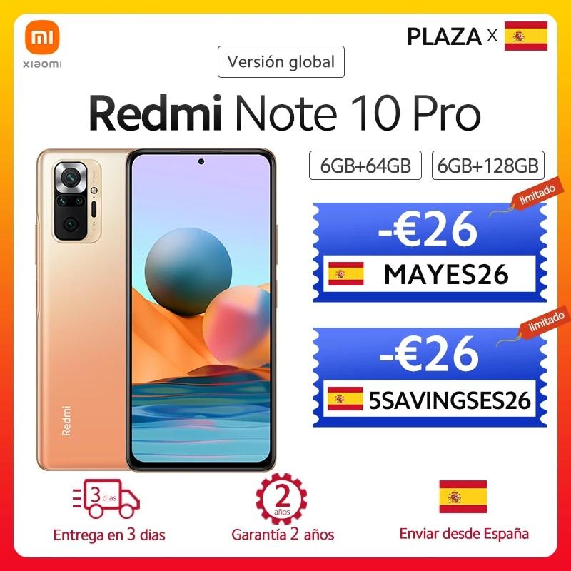 In Stock Global Version Xiaomi Redmi Note 10 pro