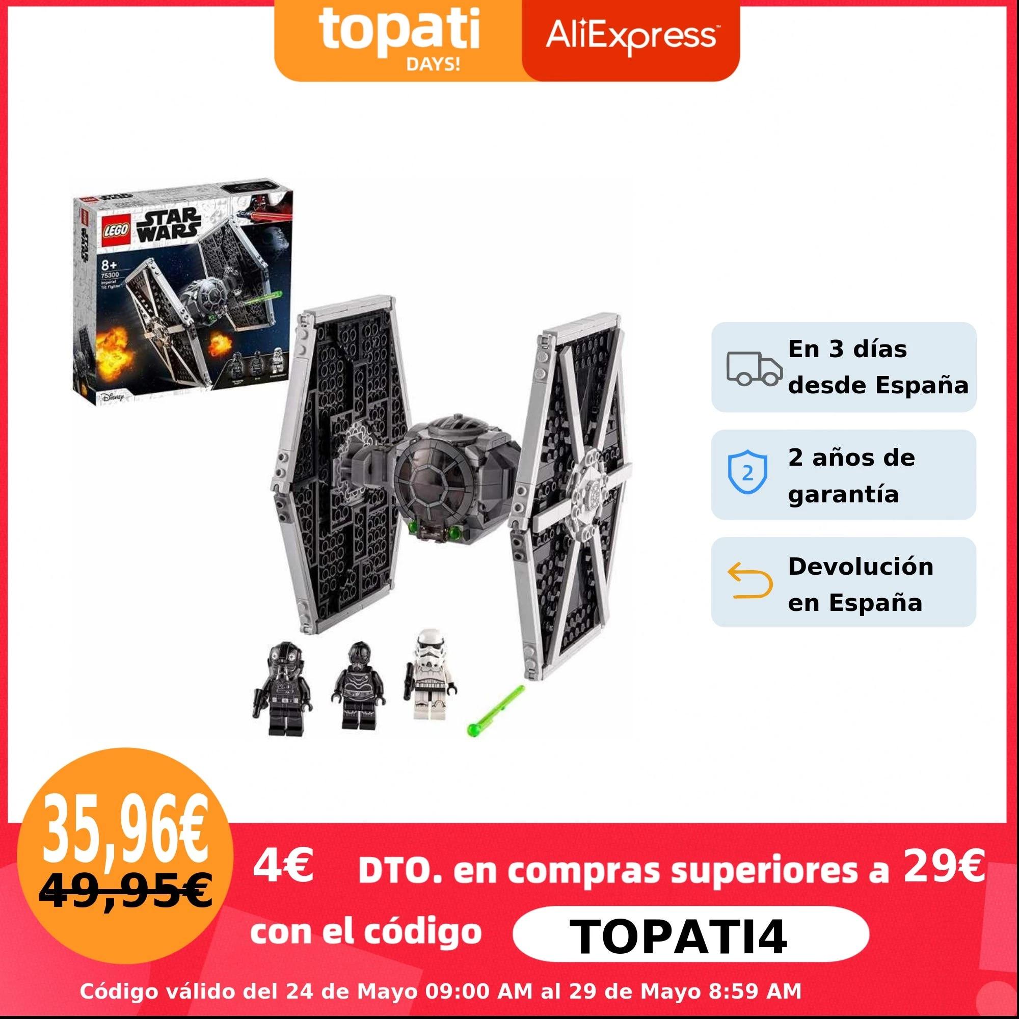 LEGO Star Wars Hunt TIE Imperial