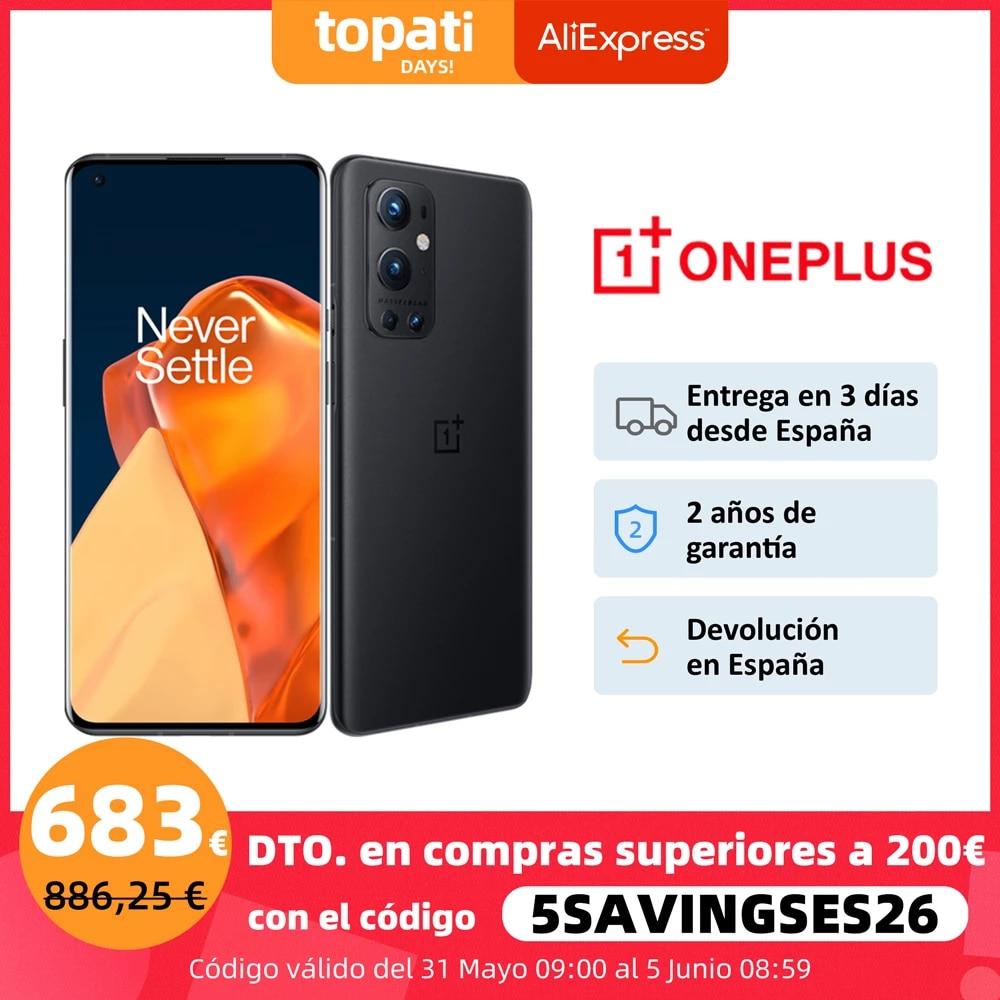 Global ROM OnePlus 9 Pro, 128GB / 256GB ROM