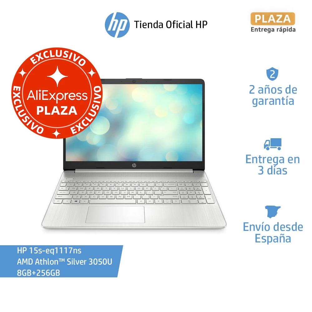 HP 15s eq1117ns laptop, 15.6 «HD