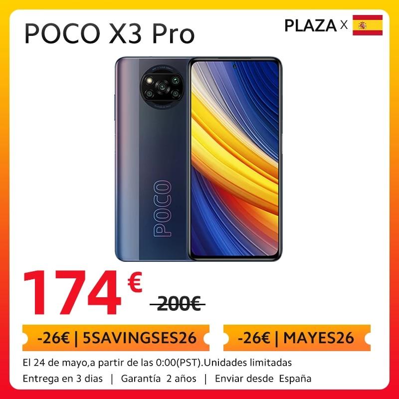 【World Premiere In Stock】Global Version POCO X3 Pro