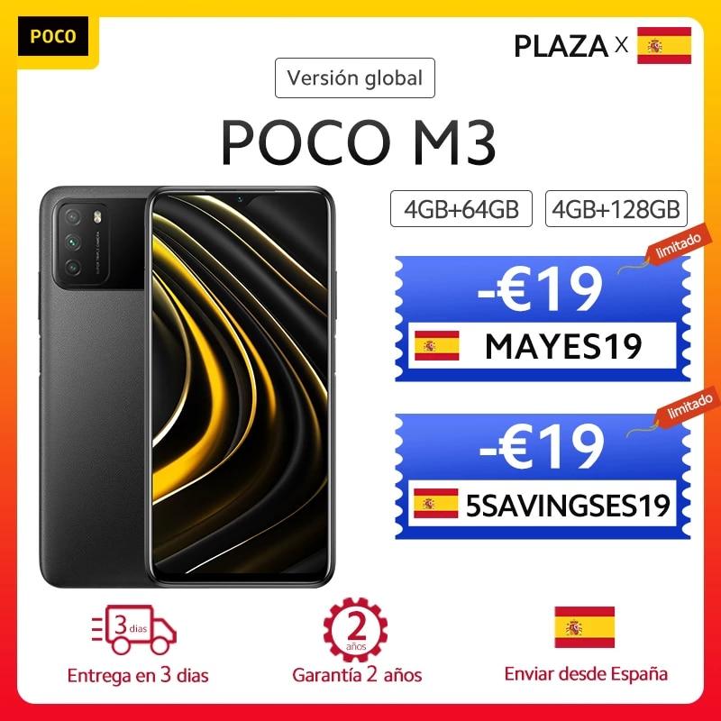 POCO M3 Smartphone 4GB 64GB / 4GB128GB S