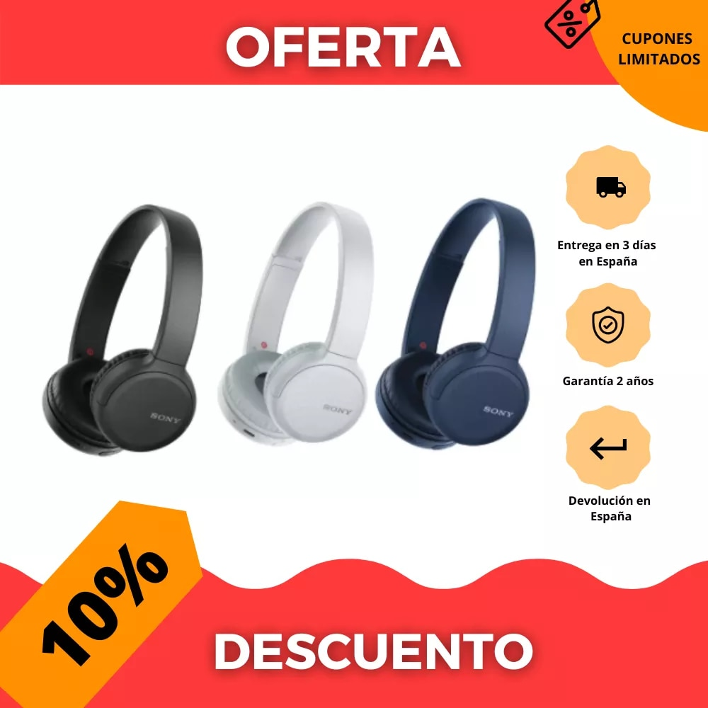Sony WH CH510