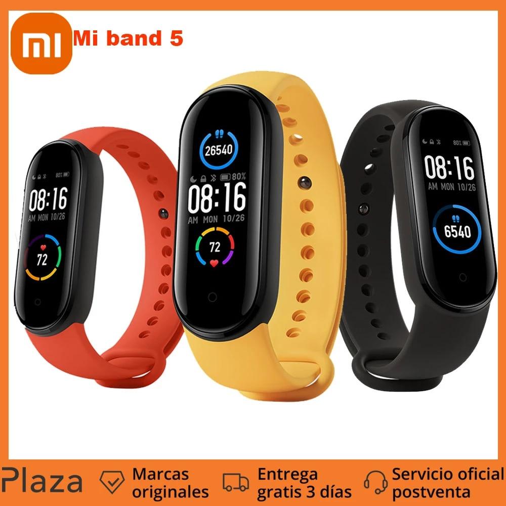Xiaomi Mi Band 5 Smart Wristbands 1.1″ AMOLED