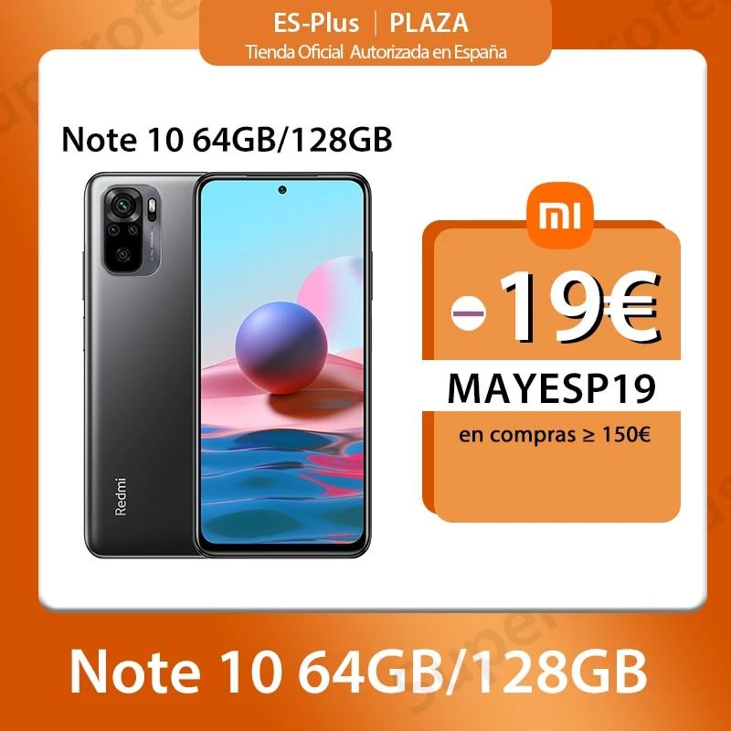 Global Version Xiaomi Redmi Note 10