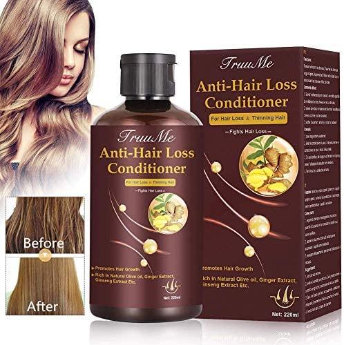 Acondicionador Pelo, Hair Mask, Hair Conditioner, Los bloqueadores de DHT y la queratina reparan el daño y ayudan a que el cabello vuelva a crecer y a detener la caída del cabello