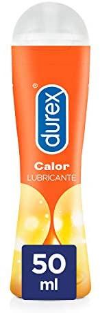 Durex Lubricante de Base Agua Efecto Calor – 50 ml