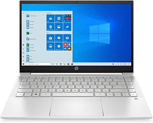 "HP Pavilion 14-dv0011ns – Ordenador portátil de 14"" FullHD (Intel Core i5-1135G7 , 8 GB RAM, 512 GB SSD, Intel Iris Xe, Windows 10) Blanco – Teclado QWERTY español"