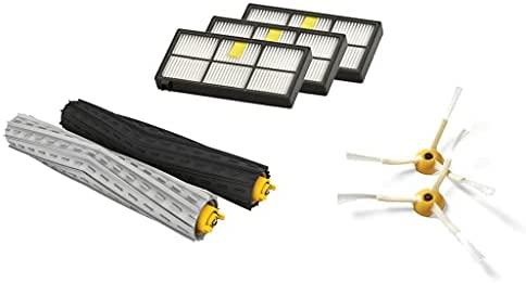iRobot 4422280 siuministro para aspiradora – Accesorio para aspiradora (iRobot Roomba 800, Negro, Color blanco)