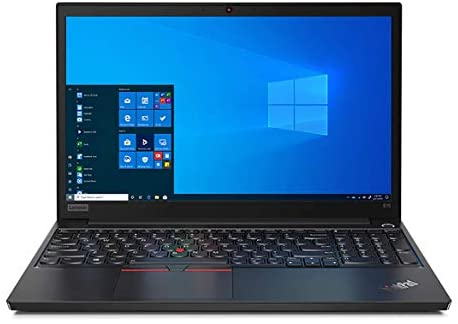"Lenovo ThinkPad E15 – Portátil 15.6"" FullHD (Intel Core i5-10210U, 8GB RAM, 256GB SSD, Intel UHD Graphics, Windows 10 Pro), Negro – Teclado QWERTY Español"