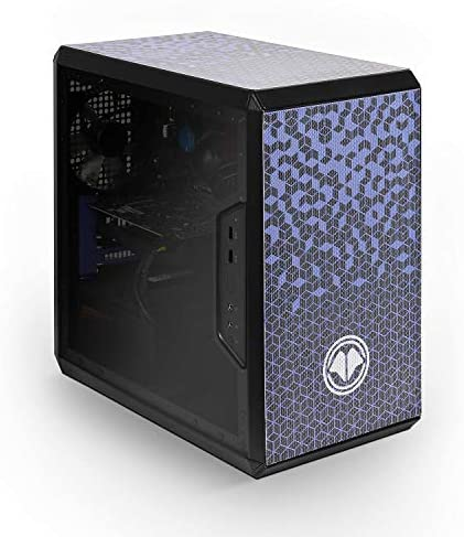 MILLENIUM – Ordenador Gaming de Sobremesa (Machine Mini 1 RRX7N), AMD Ryzen 5 2600, DDR4 8GB, 1TB + 250GB SSD, Nvidia GTX 1650 4Gb, Audio In&out, 2X USB3.0, Windows 10 (64 bit)
