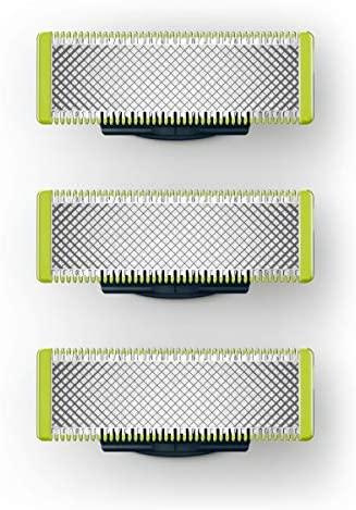 Philips OneBlade QP230/50 – Pack con 3 cuchillas de recambio