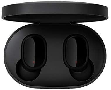 Timoom-tech Xiaomi Original Mi True Wireless Earbuds Basic 2S, Modo de Juego de Auriculares inalámbricos xiaomi, Bluetooth 5.0 Baja latencia Redmi Airdots 2S estéreo HI-FI con micrófono