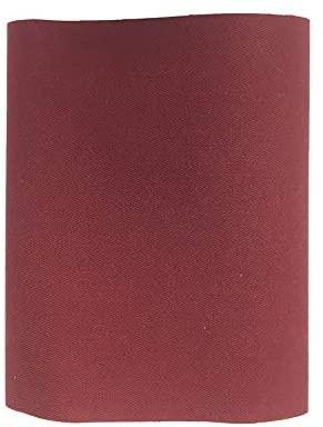 1 Parche de tela reparadora para pantalón. 30×9 cms (48. Granate)