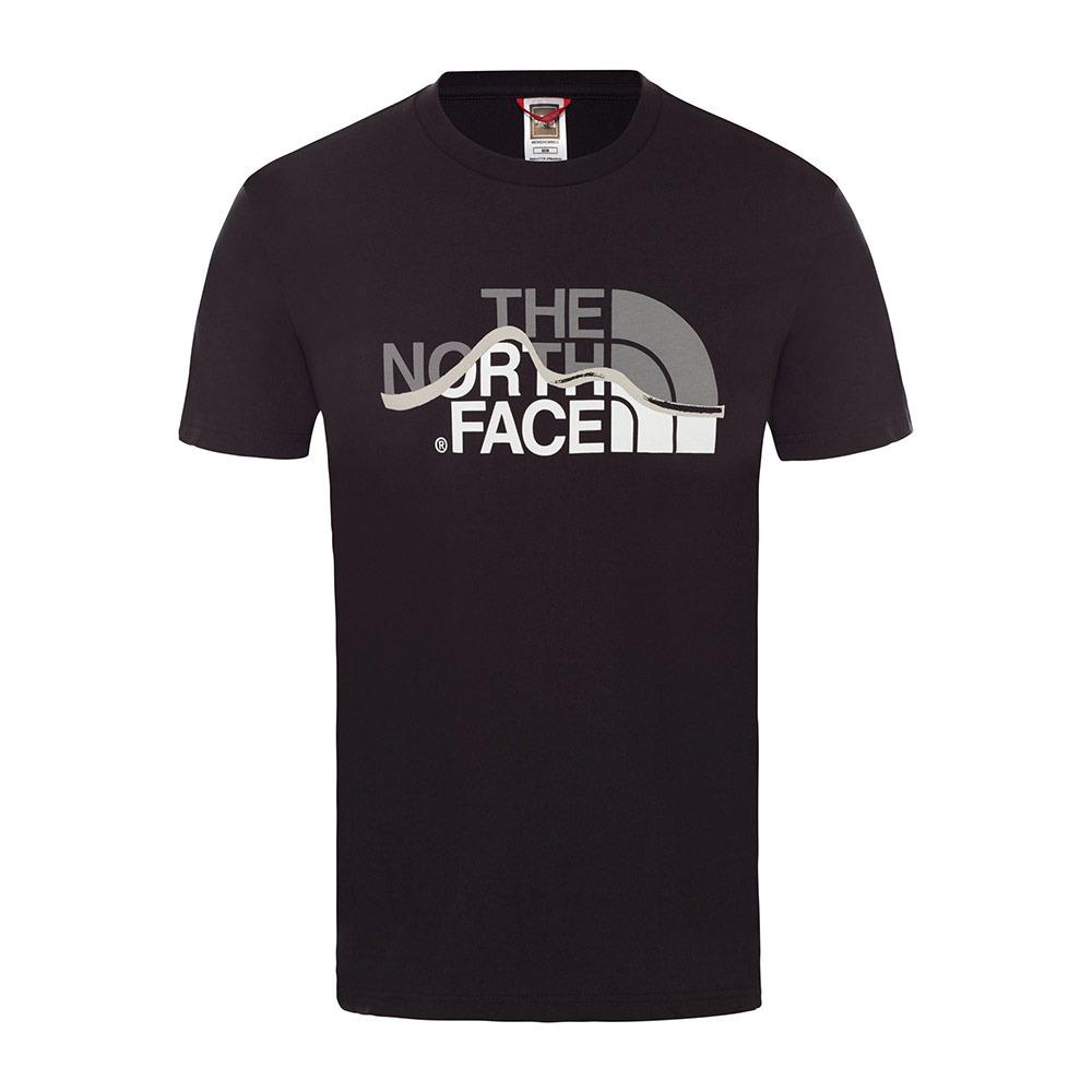 THE NORTH FACE T0A3G2JK3 – CAMISETA HOMBRE BLACK