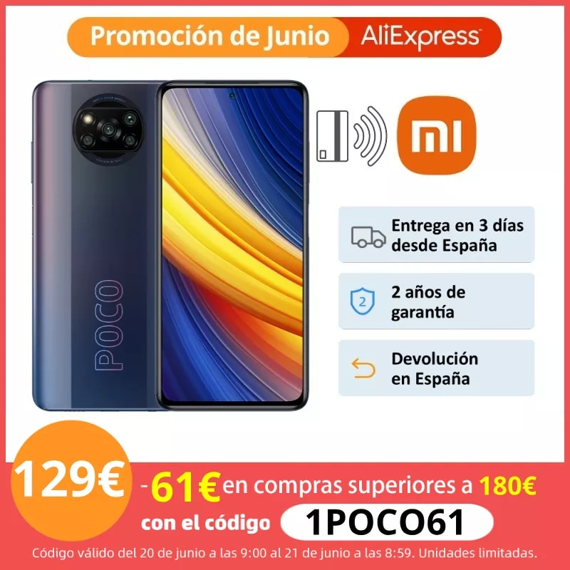 Global Version POCO X3 Pro 6GB 128GB / 8GB 256GB Smartphone