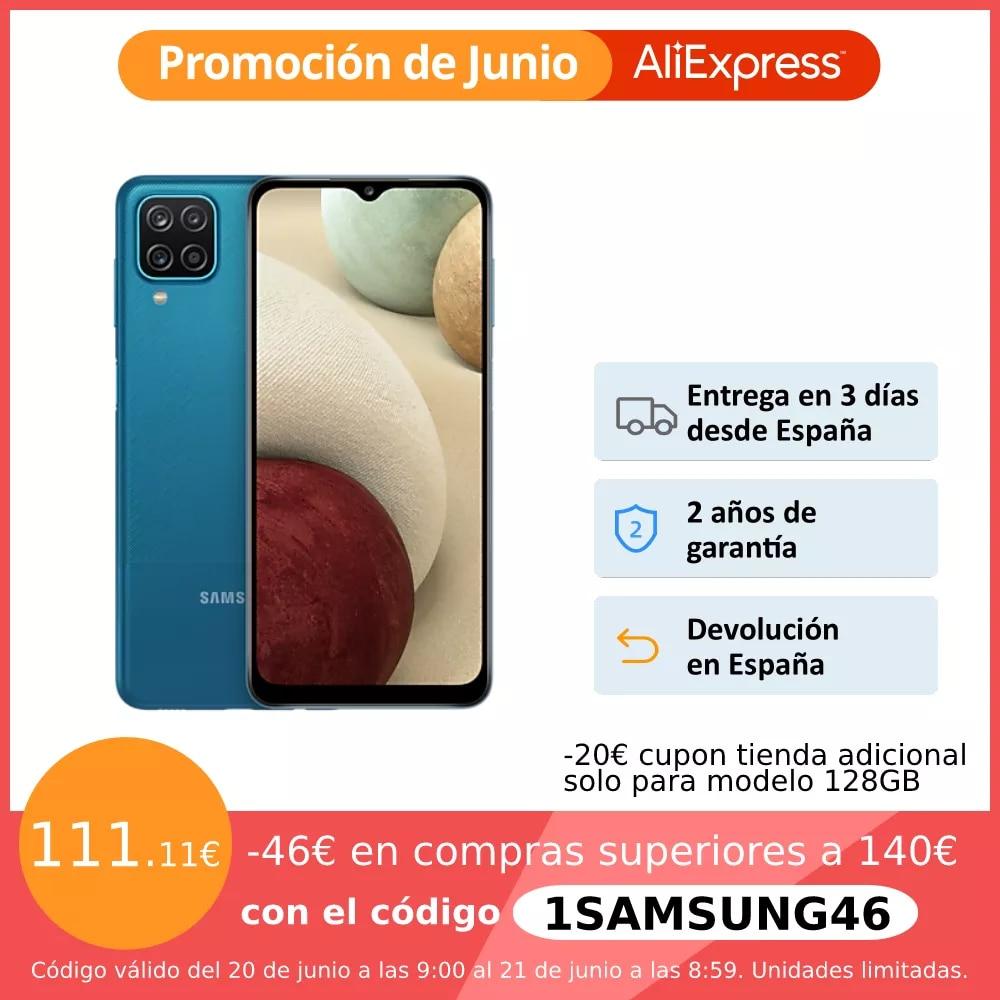 Samsung Galaxy A12, HD + LCD 6.5