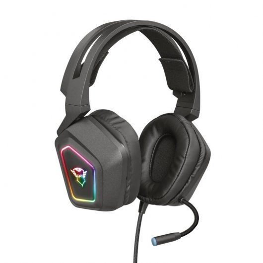 Auriculares Gaming 7.1 Trust GXT 450 Blizz RGB