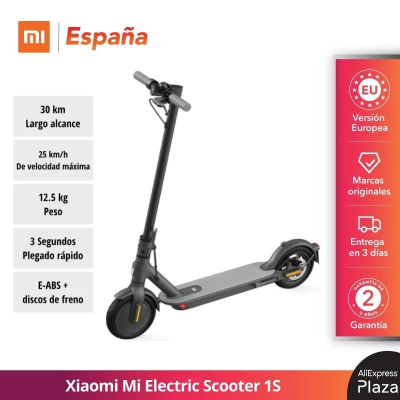 Xiaomi Mi Scooter Eléctrico 1S