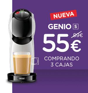 Cafeteras Genio S