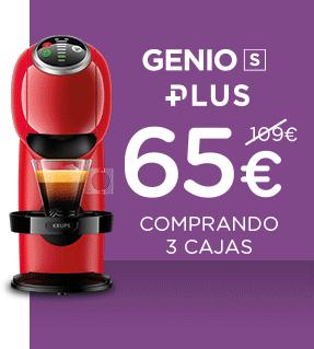 Cafetera Genio S Plus