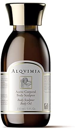 Alqvimia  Aceite Corporal Body Sculptor  Aceite Reductor con Efecto Hidratante y Reafirmante  150 ml