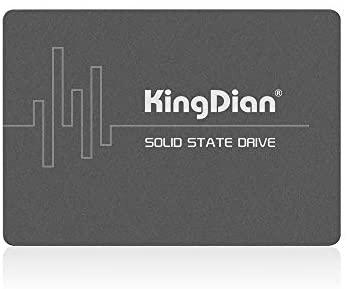 "KingDian 120GB Disco Duro sólido Interno 2.5"" SATA 120GB,SATA III SSD, con hasta 530 MB/s"