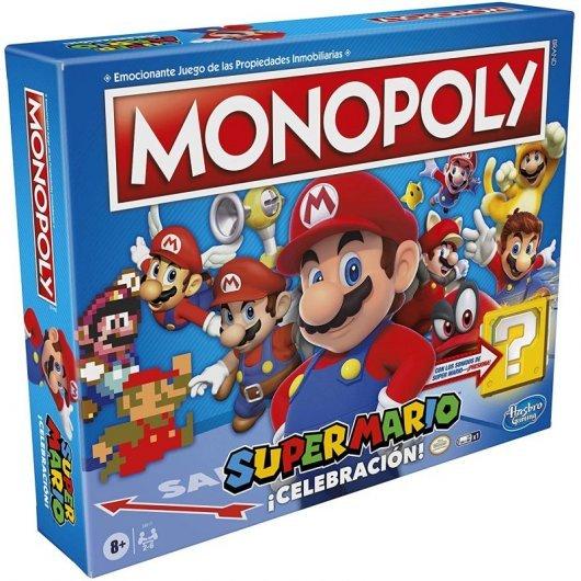 Hasbro Monopoly Super Mario Bros
