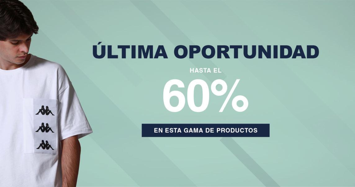 ¡ 60% de descuento + envío GRATIS!