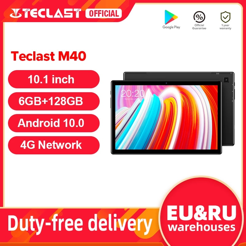 Teclast  Tablet 10.1 M40