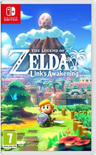 Legend of Zelda Link´s Awakening – Nintendo Switch Standard Edition [Importación inglesa]