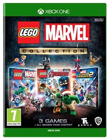 LEGO Marvel Collection – Xbox One [Importación inglesa]